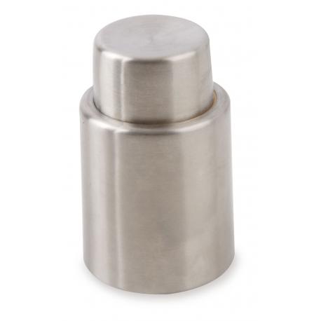 Tapón automático de vacío acero